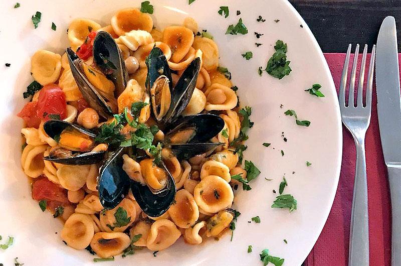 about orecchiette pasta